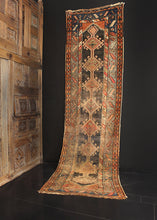 Antique Kurdish - 2'8 x 9'10