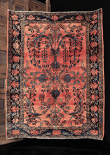 Antique Lilihan Rug - 5' x 6'7
