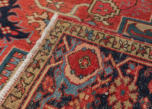 Antique Heriz Rug - 8' x 11'2