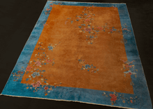 Chinese Deco Rug - 8'11 x 11'4
