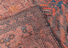 Early 20th Century Khamseh Rug - 7' x 9'8