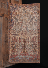 Antique Isfahan Tree of Life Rug - 3'2 x 5'9