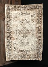 Antique Silk Turkish Kayseri Rug - 4' x 5'10