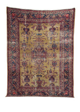 Persian Meshed Rug - 5'9 x 7'8