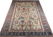 19th Century Antique NW Persian Bakshaeesh Rug