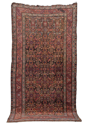Antique NW Persian Kurdish runner