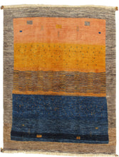 Contemporary Modern South Persian Lori Gabbeh Area Rug