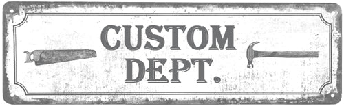 Custom Department