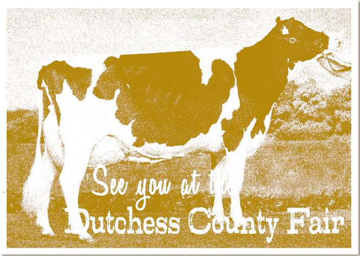 See You at the Dutchess County Fair