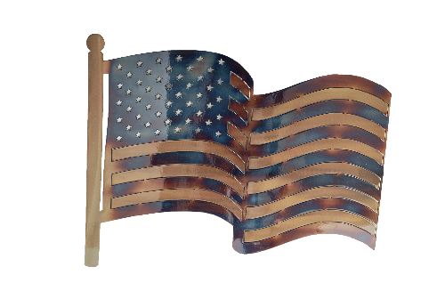Traditional American Flag Wall Art