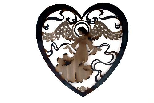 Angel Heart Wall Art