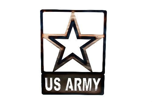 US Army Wall Art