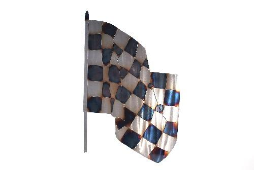 Checkered Flag Wall Art