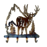 Deer Rocks Key Rack