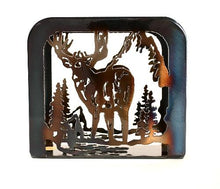 Deer Rock Large Napkin Holder