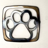 Dog Paw Coaster