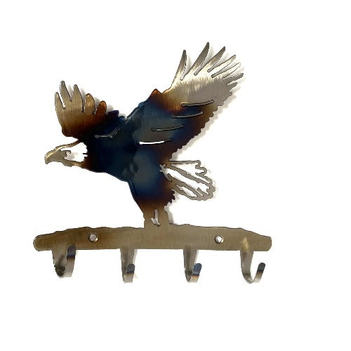 Eagle Landing Key Rack