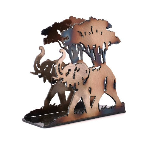 Elephant Large Napkin Holder