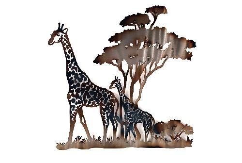 Giraffe Wall Art