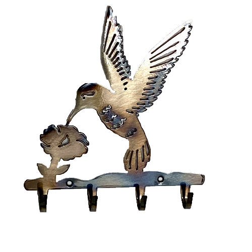 Hummingbird Key Rack