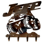 Jeep Key Rack