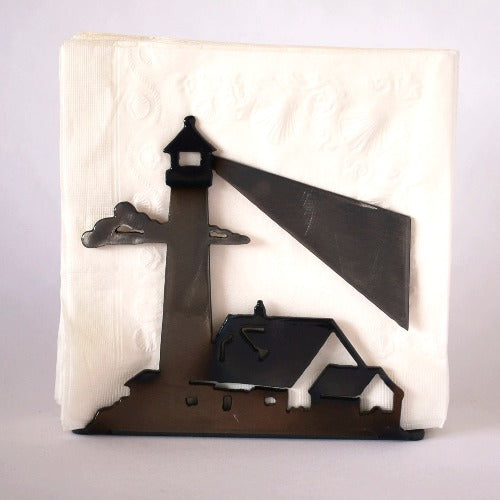 Lighthouse Large Napkin Holder