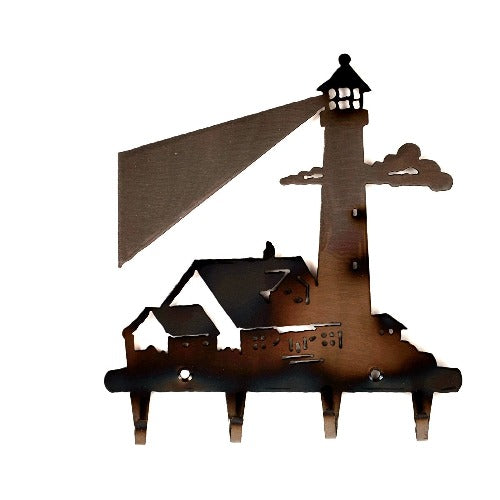 Lighthouse Key Rack