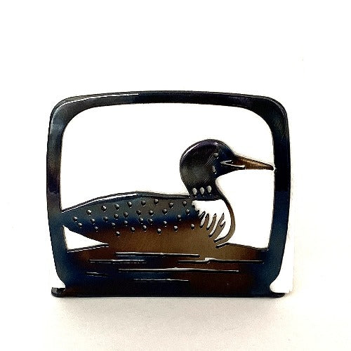 Loon Large Napkin Holder