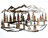 Pine Mountain Wall Art