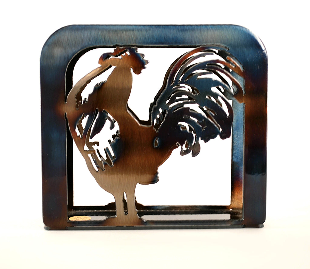 Rooster Large Napkin Holder