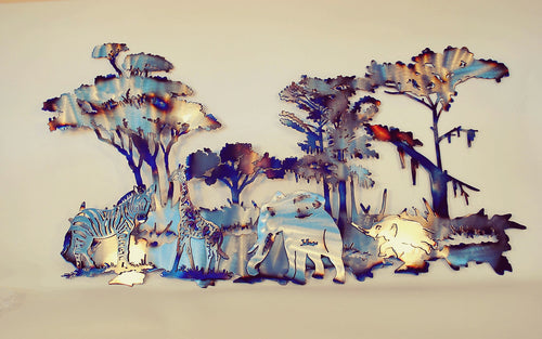 Safari Wall Art