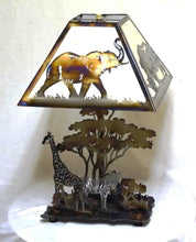 Safari Table Lamp