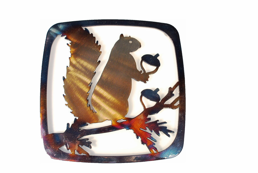 Squirrel Trivet