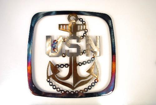 US Navy Anchor Trivet