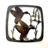 Ducks in Wetland Trivet