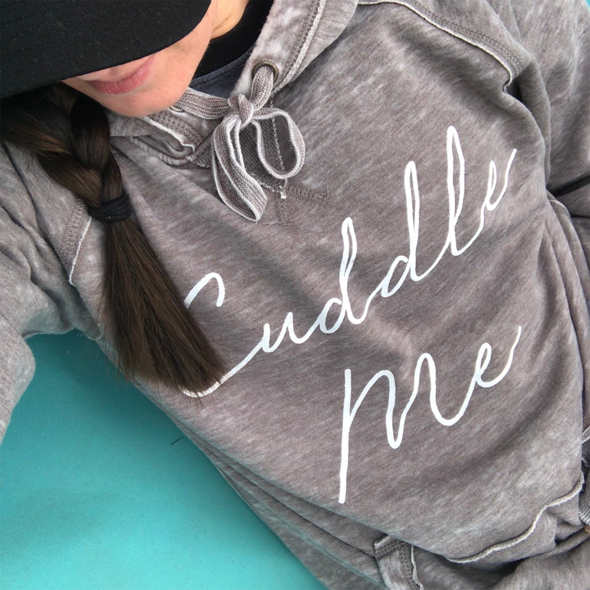 Cuddle Me {Pull Over Hoodie}