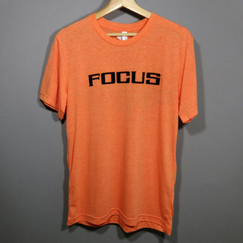 Focus and Conquer {Men's T-Shirt}