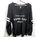 This is my game day boxer craft pom pom jersey
