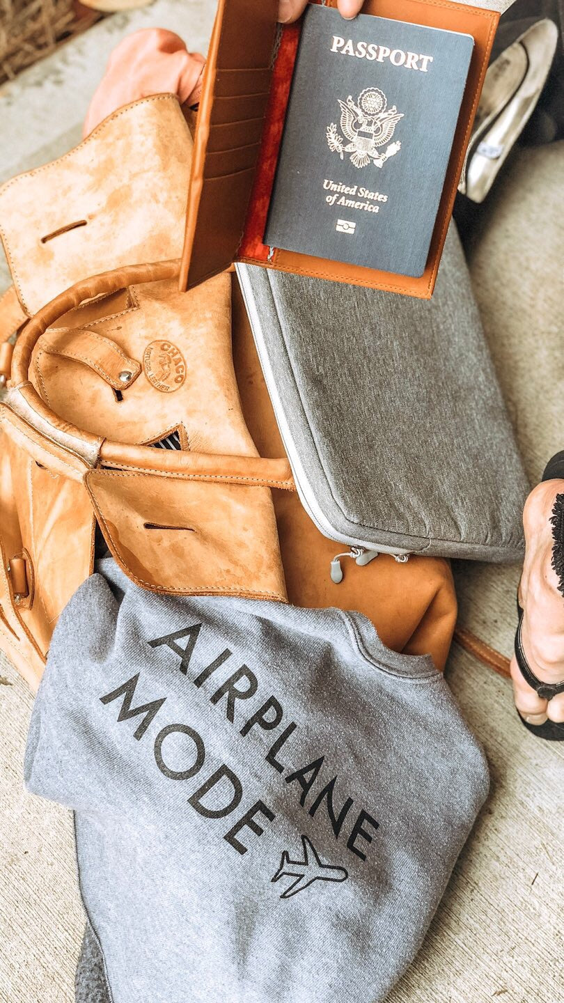 Airplane Mode {Sweatshirt}