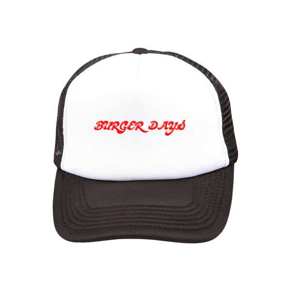 DRIVE-THRU TRUCKER HAT