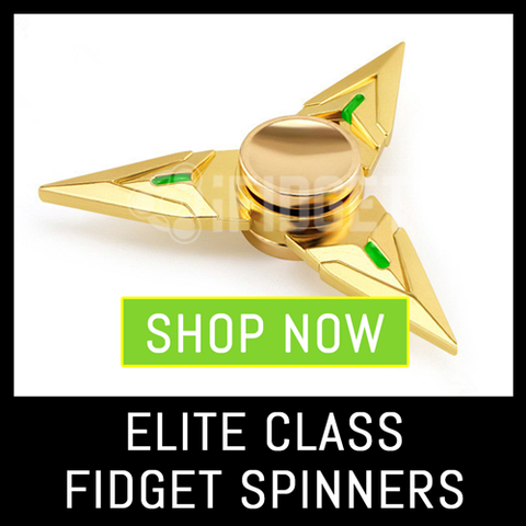 Highest Quality Fidget Spinners in USA On Sale