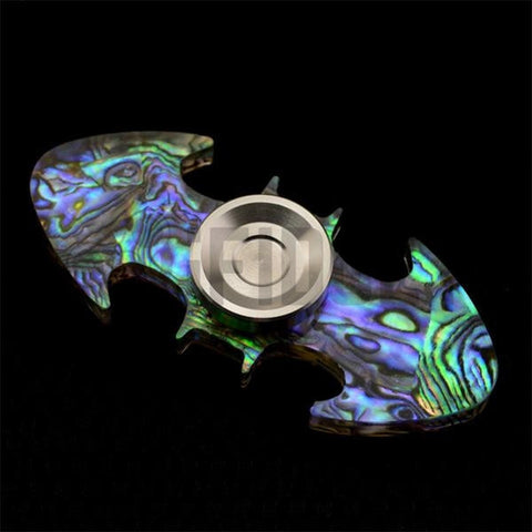 2017 Best Fidget Spinner Toy Sale - Buy Rare SeaShell Batman Fidget Spinner Stress Relief Toy