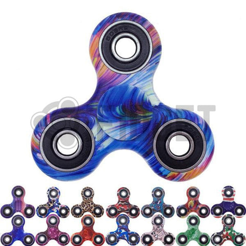fidget spinner colorful fidget toy plastic fun kids toy sale multiple
