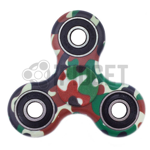 2017 Best Fidget Spinner Toy Sale - Buy NEW Exclusive CamoFidget Spinner Stress Relief Toy