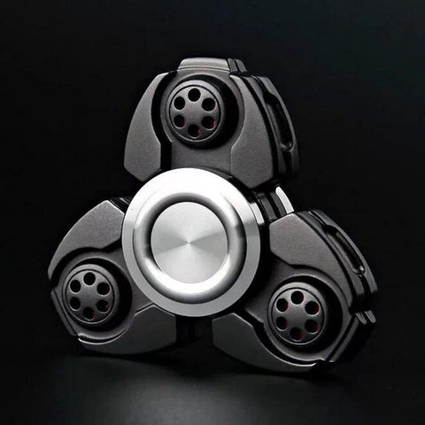 2017 Best Fidget Spinner Toy Sale - Buy NEW Metal Fidget Spinner Classic Black Stress Relief Toy