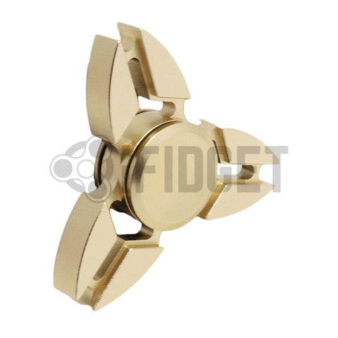 2017 Best Fidget Spinner Toys Sale - Buy Rare Metal Fidget Spinner Gold Stress Relief Toy