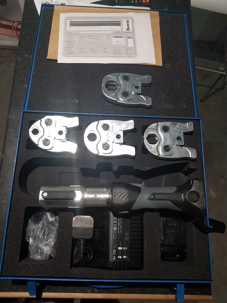 Vetec SPM19 Press Tool