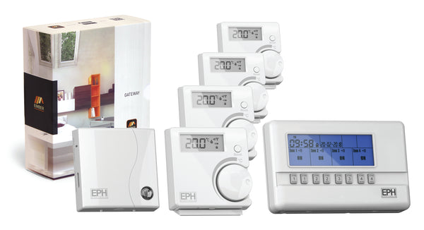 EPH Ember smart heating control