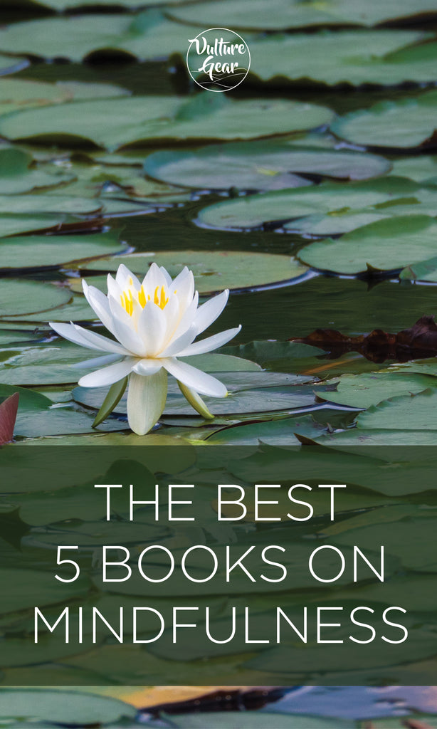 The Best 5 Books on Mindfulness