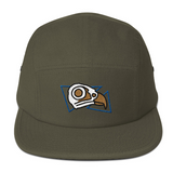 This hat comes in Olive as well as three other color options